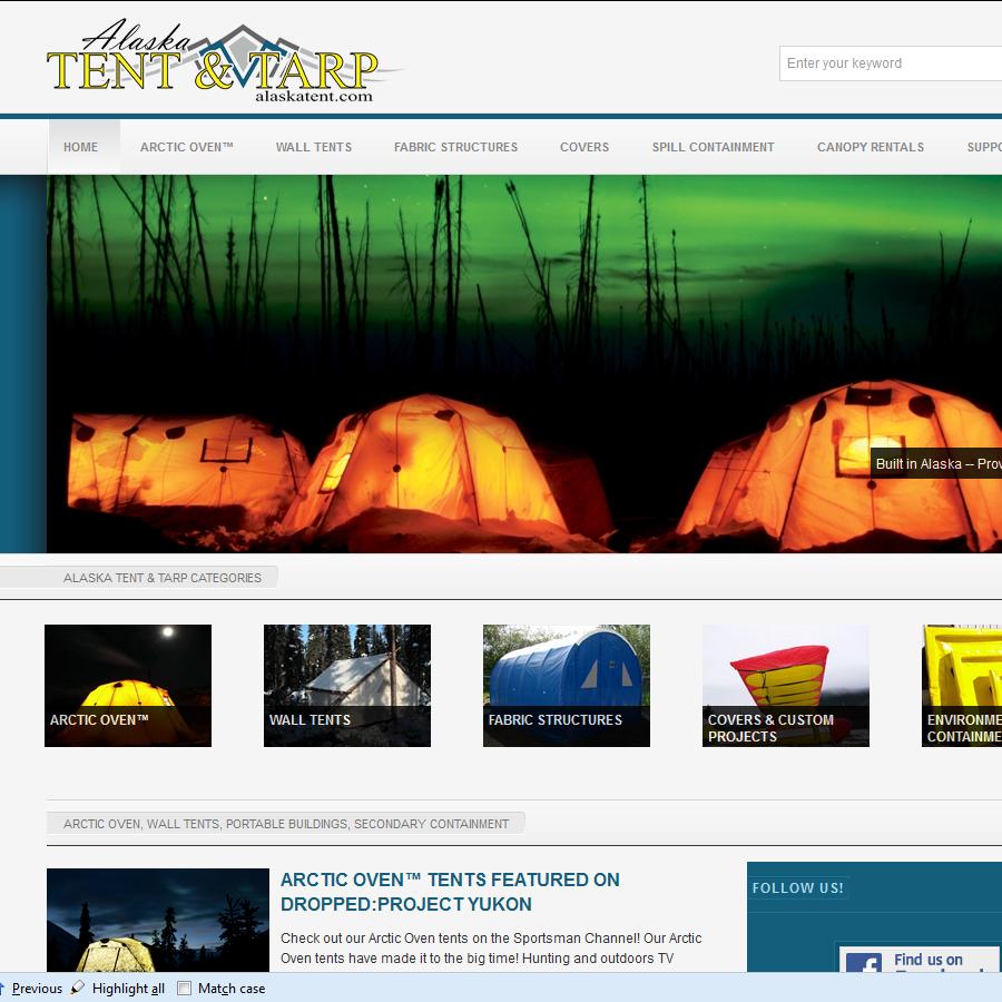 Alaska Tent