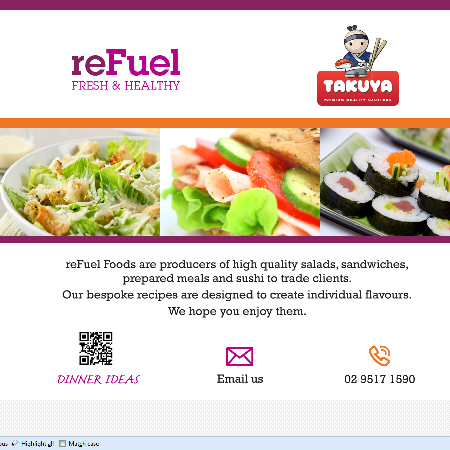 Refuel Foods